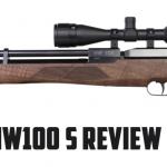 Review: Weihrauch HW100 S - PCP Air Rifle