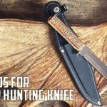 Different methods for Sharpening Your Hunting Knife